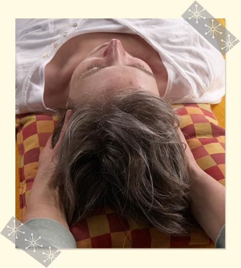 Craniosacrale Entspanung